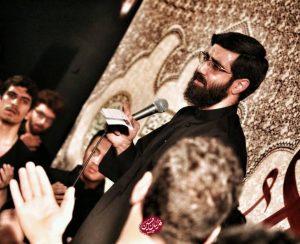 حسین آقا، حسین مولا / حسین تا به ابد پرچم تو بالا - سید رضا نریمانی