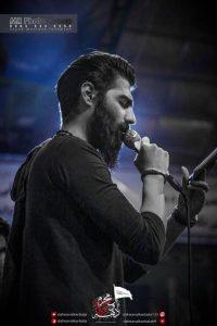 هر قدم هر تپش هر نفس میگم یا زهرا - کربلایی محمود عیدانیان