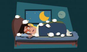 درمان بی خوابی در افراد - طب سنتی